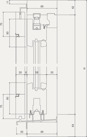 HS-01W 断面図