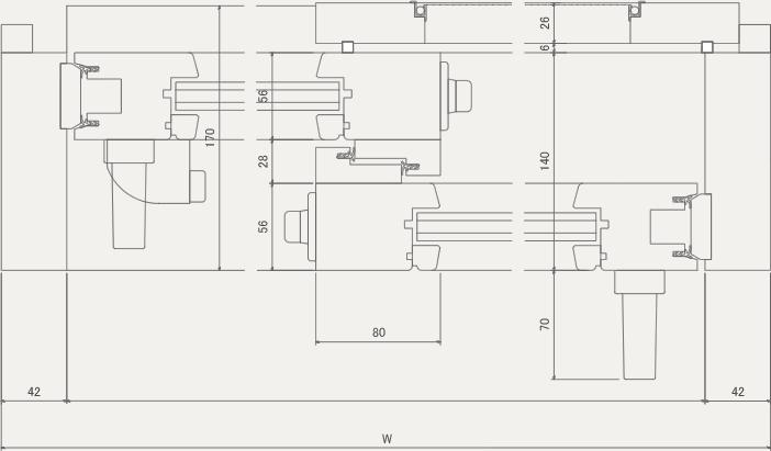 HS-2 平面図