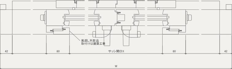 HS-01W 平面図