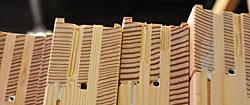 木製サッシ プロファイルウインドーの特徴
