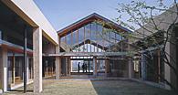 木製サッシ 公共施設