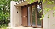 木製サッシ 住宅 - 玄関・勝手口
