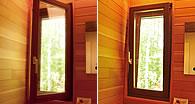 木製サッシ 住宅・別荘 - 洗面所・トイレ